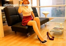 HighHeelsVideo(720HD)298-Lily