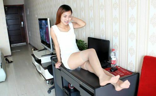 Sexy Stiletto Girl - Anna - 005