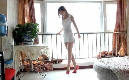 Sexy Stiletto Girl - Anna - 007