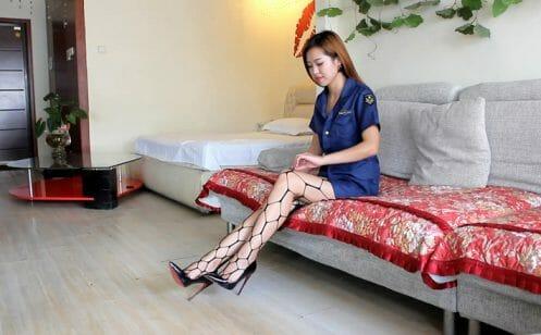 Sexy Stiletto Girl - Anna - 020