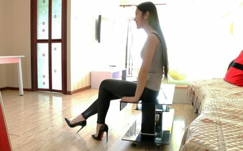 Sexy Stiletto Girl - Angelina - 008
