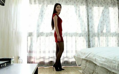 Sexy Stiletto Girl - Angelina - 010