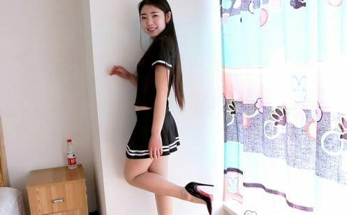 Sexy Stiletto Girl - Angelina - 012