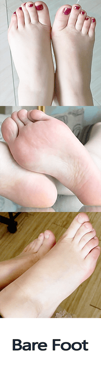 Sexy Asian Bare Feet